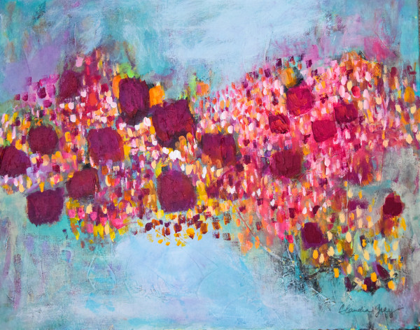 Springtime Poetry by Claudia Gray