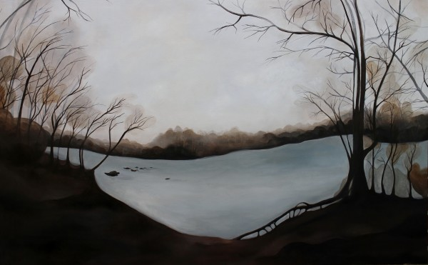 December On The James by Emma Knight