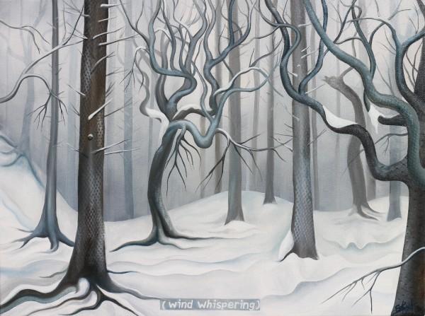 Wind Whispering by Emma Knight
