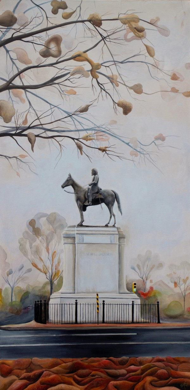 Stonewall Jackson by Emma Knight