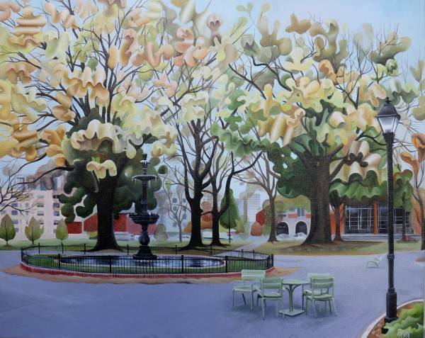 Monroe Park by Emma Knight