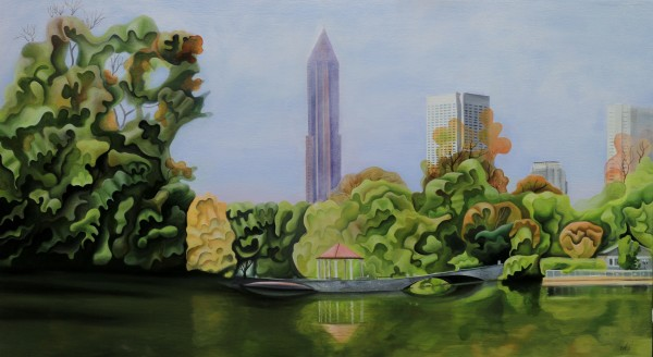 Piedmont Park by Emma Knight
