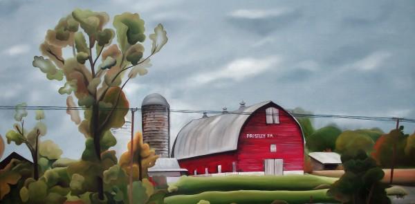 Prestley Farm by Emma Knight