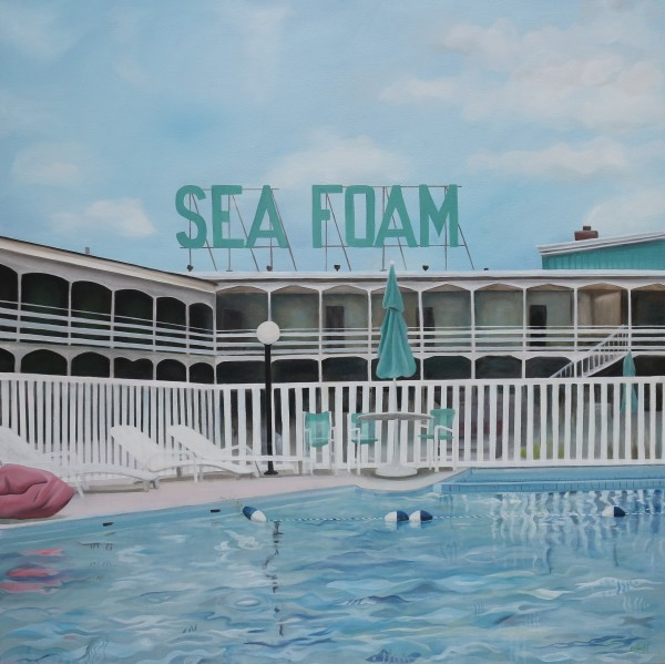 Sea Foam by Emma Knight