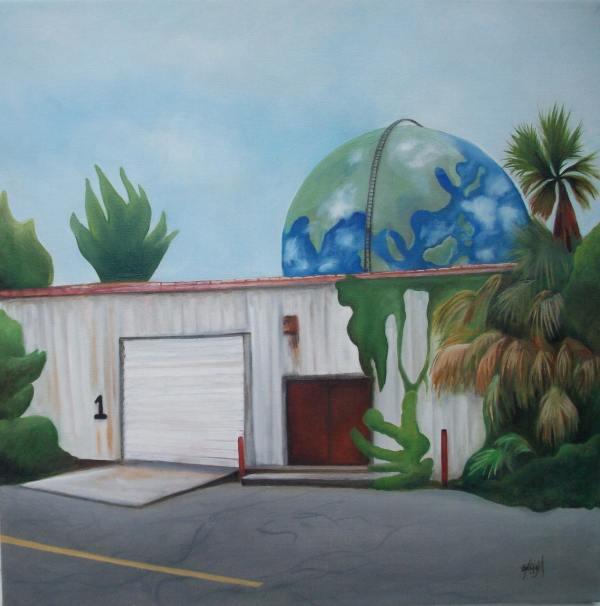 The Globe by Emma Knight