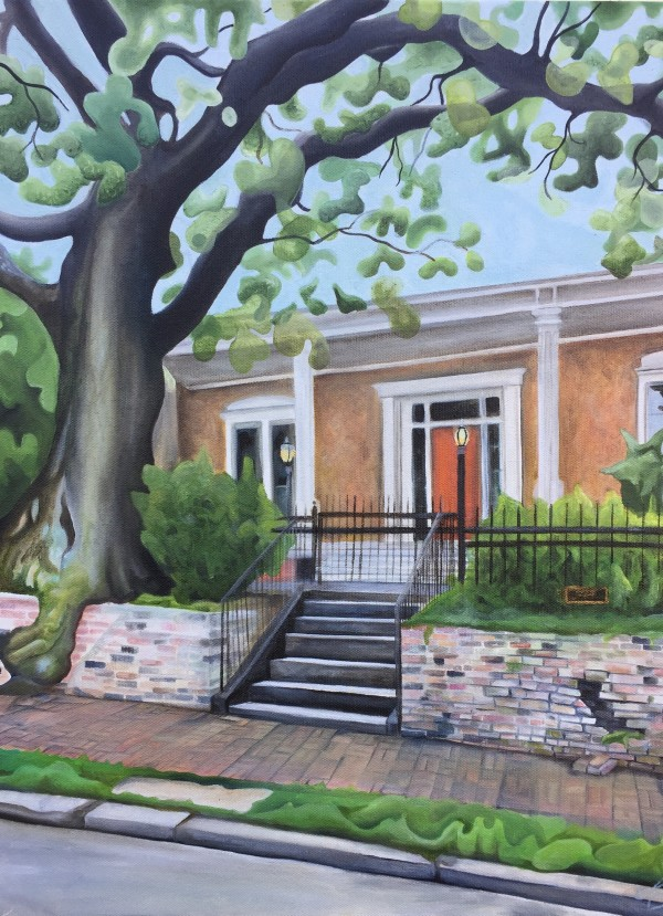 The Lemuel P. Grant Mansion by Emma Knight