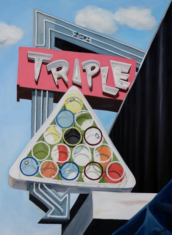 Triple by Emma Knight