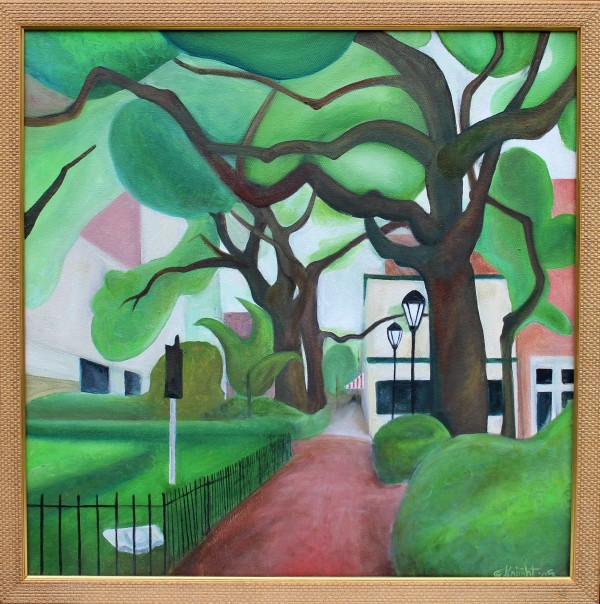 Wright Square by Emma Knight