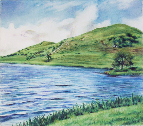 Knockfennel By the Shores of Lough Gur