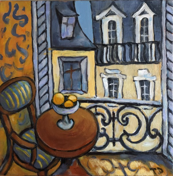 Window to Paris