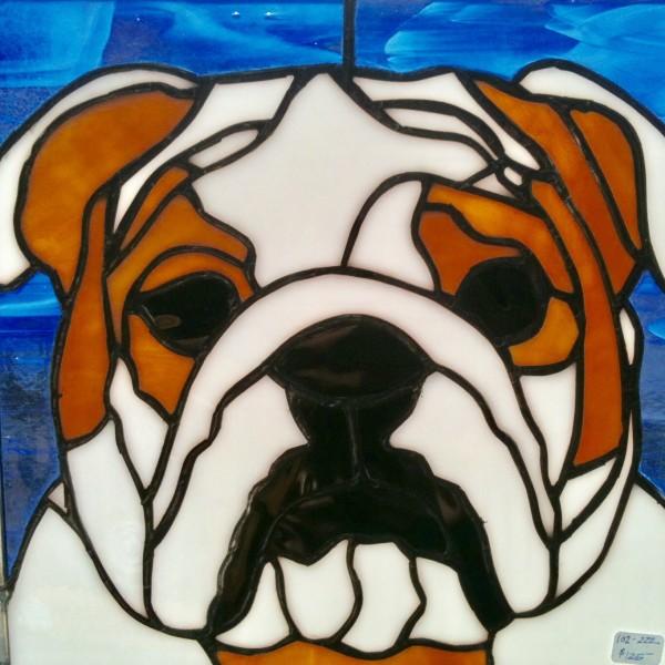 Bulldog by Pat Conway