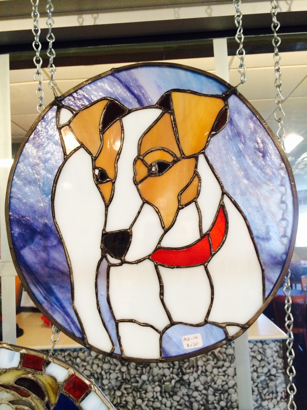 Jack Russell Terrier by Pat Conway