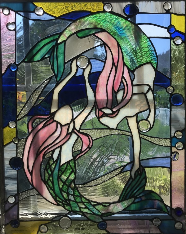 Dancing Mermaids by Pat Conway