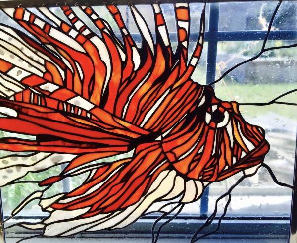 Lionfish by Pat Conway