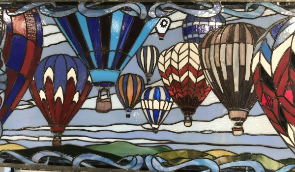 Hot Air Balloons by Pat Conway