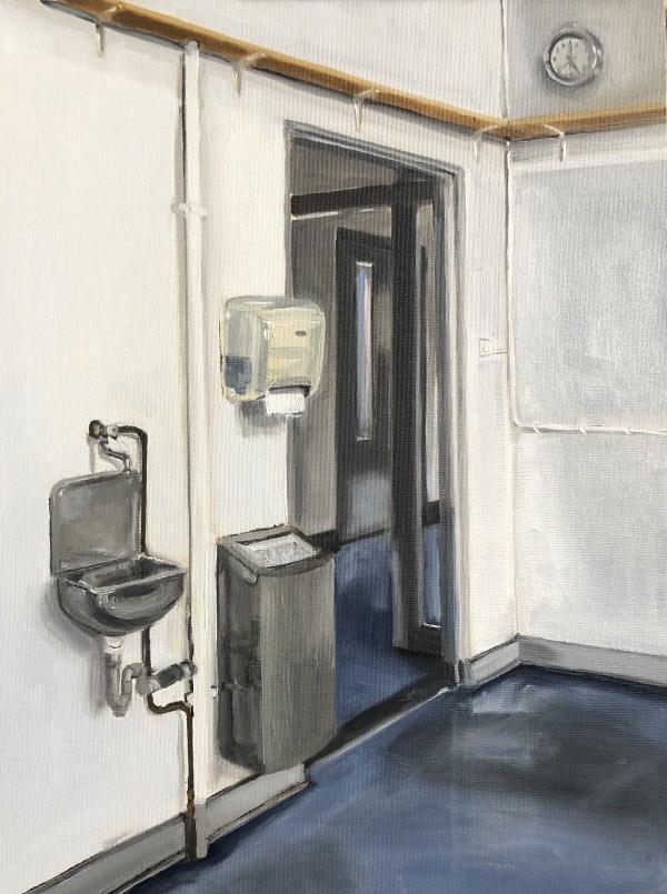 Clock's ticking by Judith Ansems Art