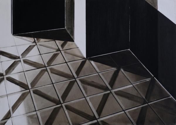 Tiles #4 by Judith Ansems Art