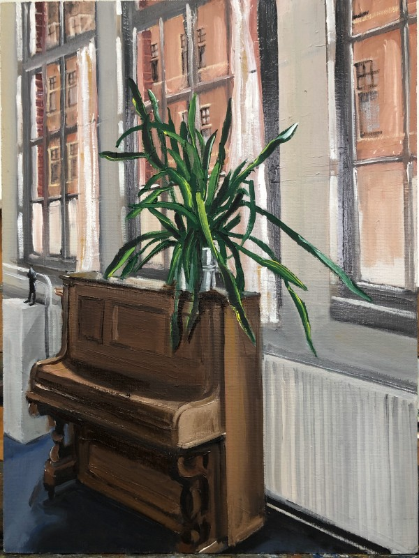 The piano by Judith Ansems Art