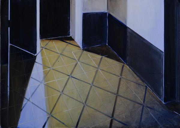 Tiles #3 by Judith Ansems Art
