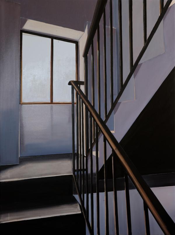 Stairwell Pastificio #2 by Judith Ansems Art