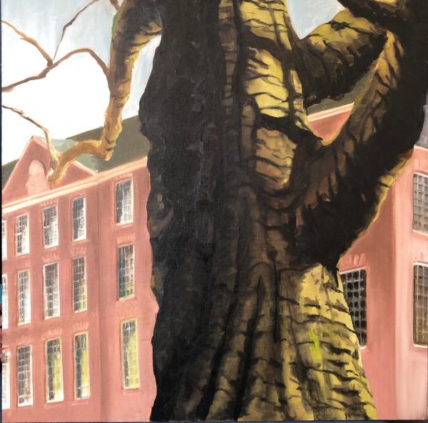 City Tree by Judith Ansems Art