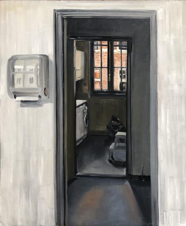 Wackers Kitchen by Judith Ansems Art