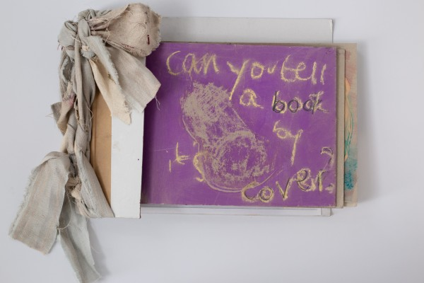 CAN YOU TELL A BOOK BY IT'S COVER? by Fran White