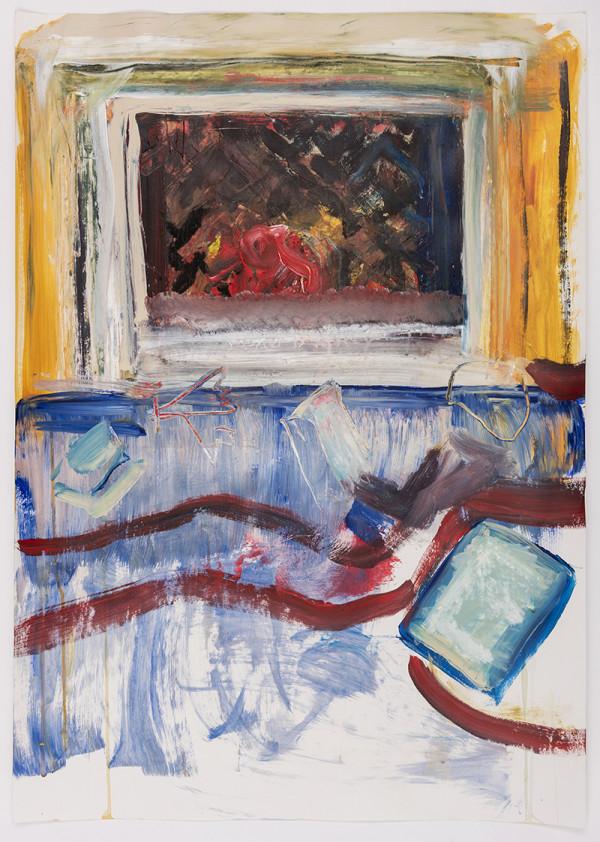 FIRESIDE  READ by Fran White