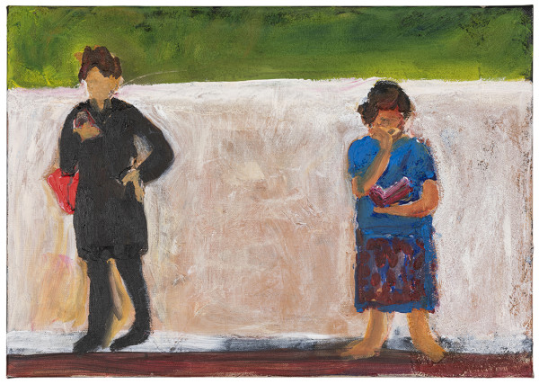 PLATFORM 2 by Fran White