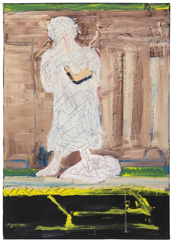 PLATFORM 1 by Fran White