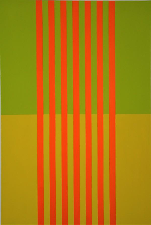 Linear Triad #2 by Christine Ruksenas-Burton