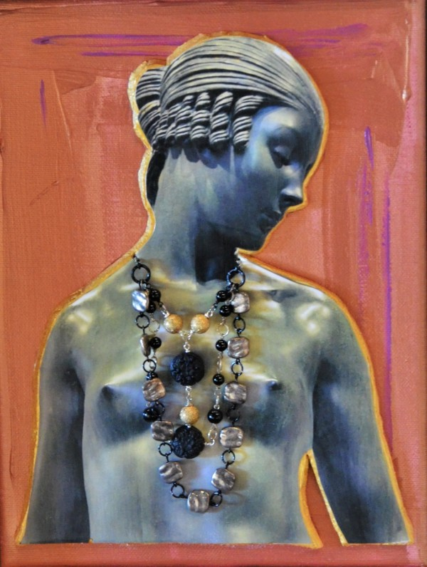 Renaissance Sister #11 R by Christine Ruksenas-Burton