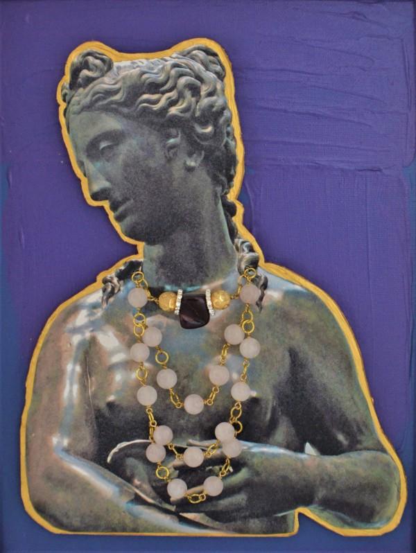 Renaissance Sister #13 L by Christine Ruksenas-Burton