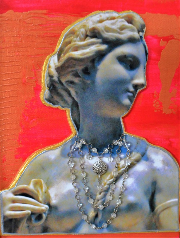 Renaissance Sister #16R by Christine Ruksenas-Burton