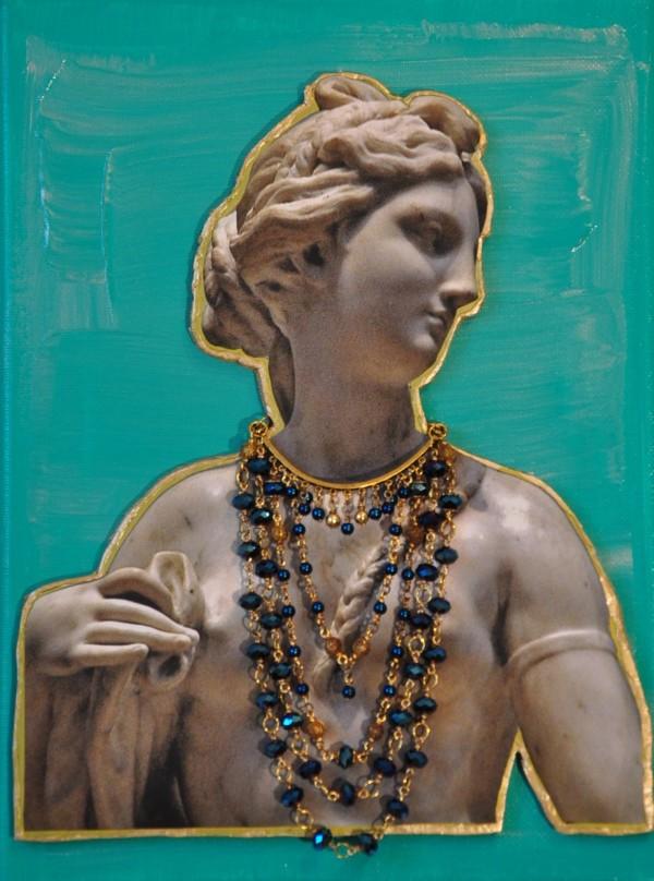 Renaissance Sister #4 R by Christine Ruksenas-Burton