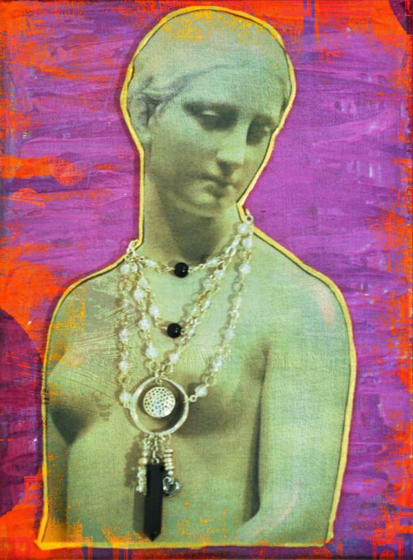 Renaissance Sister #9 R by Christine Ruksenas-Burton