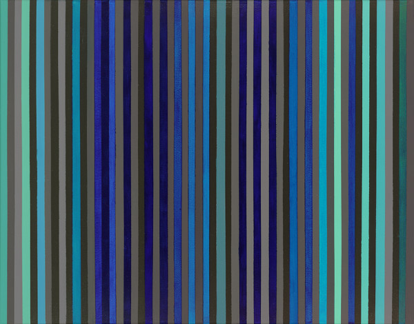 Linear Equation #19 by Christine Ruksenas-Burton