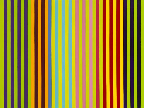 Linear Equation #11 by Christine Ruksenas-Burton