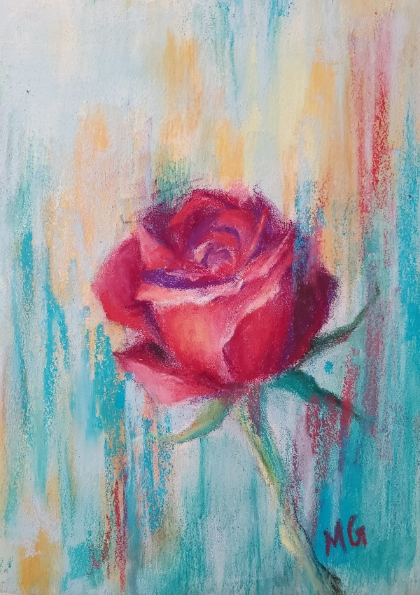 Love Blooms by Monika Gupta