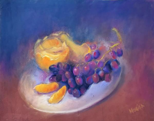Vineyard to Table by Monika Gupta