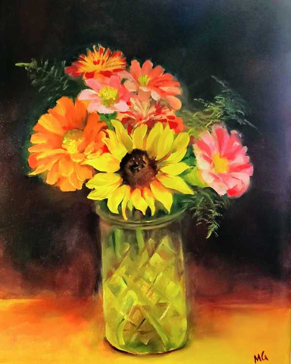 Colors of Life by Monika Gupta