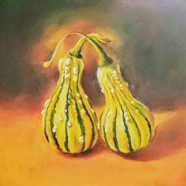Pumpkin Love by Monika Gupta