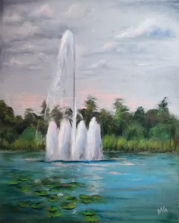 Makiguchi Fountain by Monika Gupta
