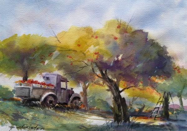 Harvest by Paula Christen
