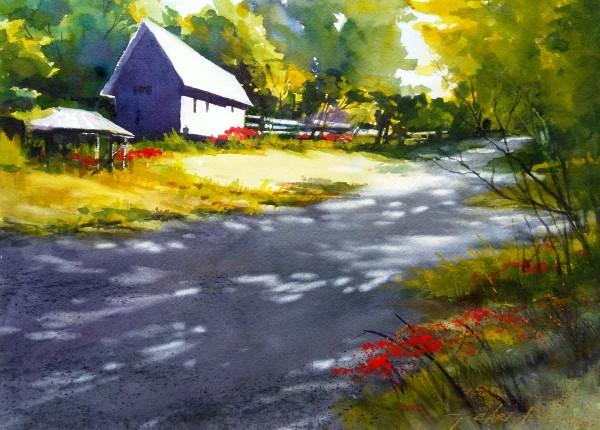 Way Station by Paula Christen