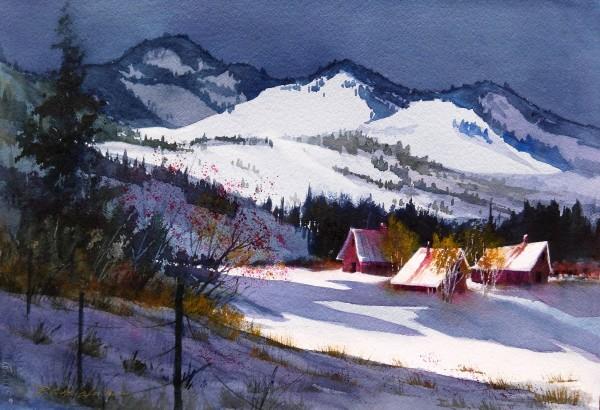 Winter Storm Warning by Paula Christen
