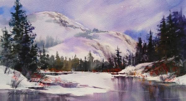 Winter Whites by Paula Christen