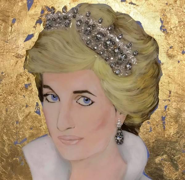 Princess Diana by Lyra Brayshaw