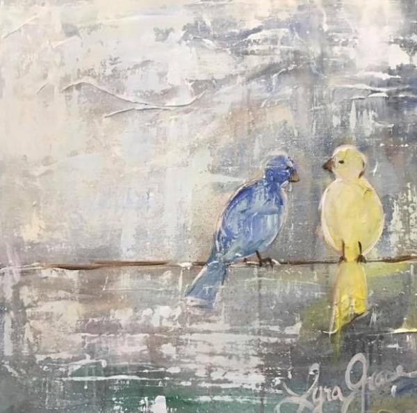 2 Birds by Lyra Brayshaw