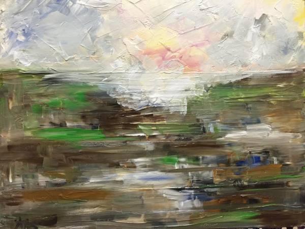 Across the Pond by Lyra Brayshaw